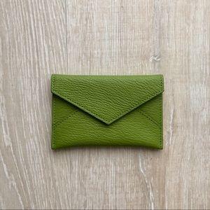 NWOT Graphic Image Envelope Card Holder